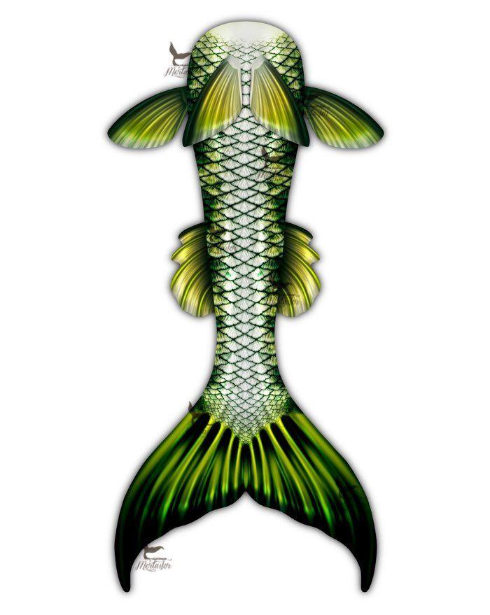 Bass Bliss Whimsy Fantasea Tail