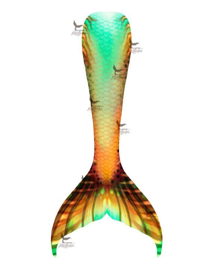 Tonga Full Fantasea Tail Skin