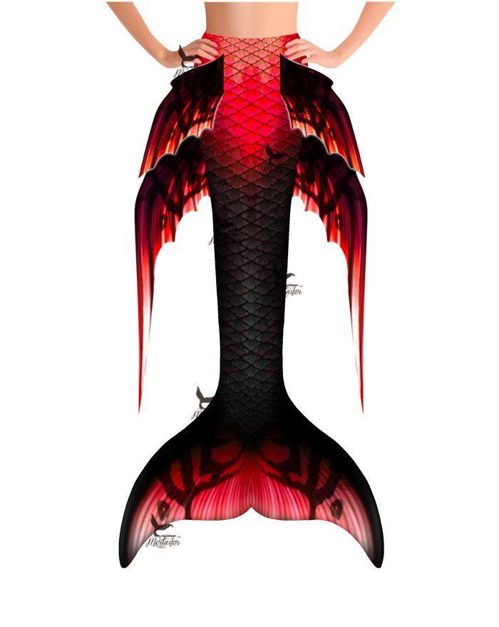 """Devil's Den Fantasea Whimsy Tail """"Four"""""""