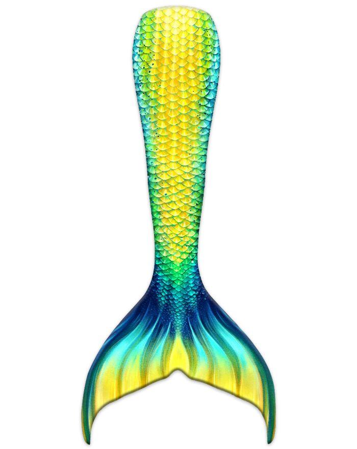 Mahi Mahi Whimsy Fantasea Tail