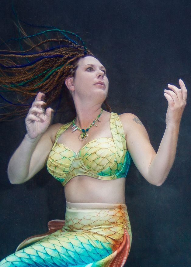 Sea Gem Aphrodite Padded Bikini Top