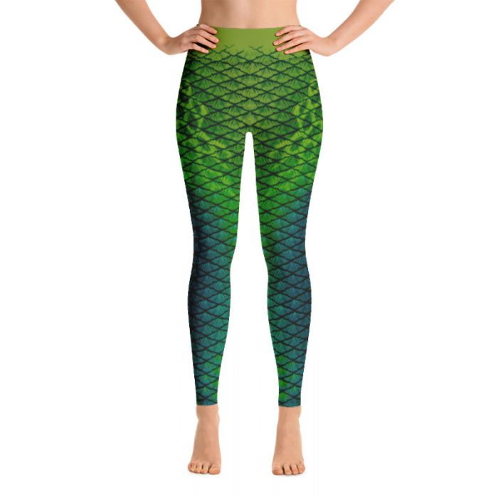 Seaweed Abyss Legging