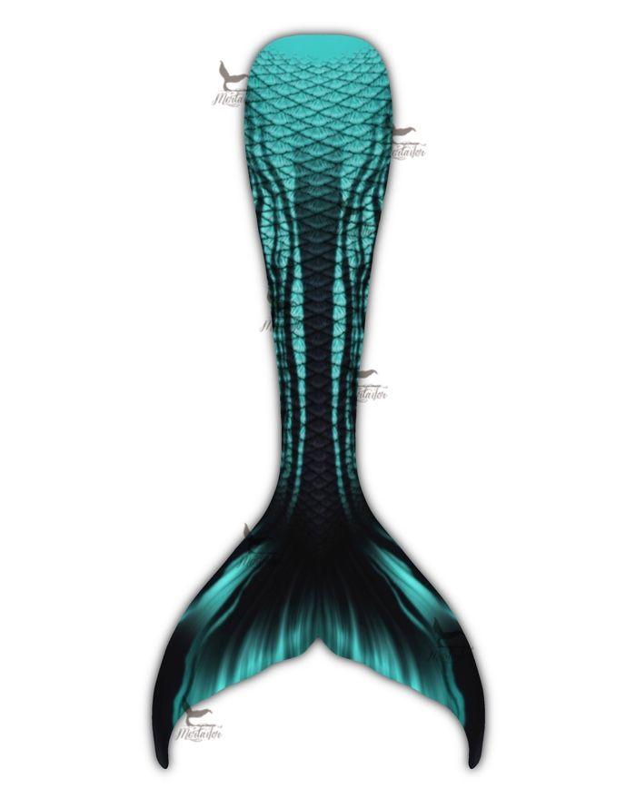 Midnight Tides Full Fantasea Tail Skin