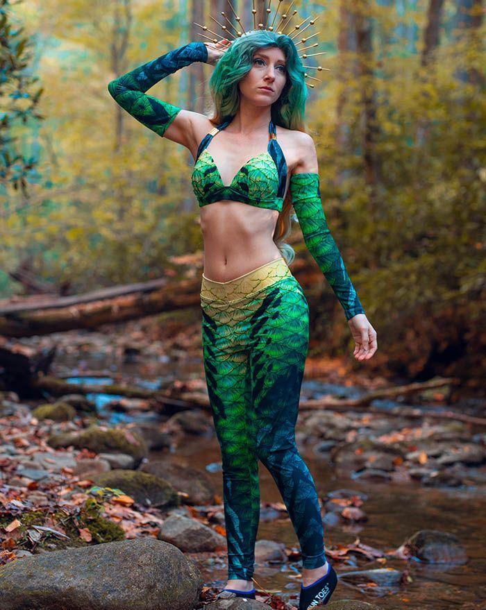 Lagoona Emeralda Legging