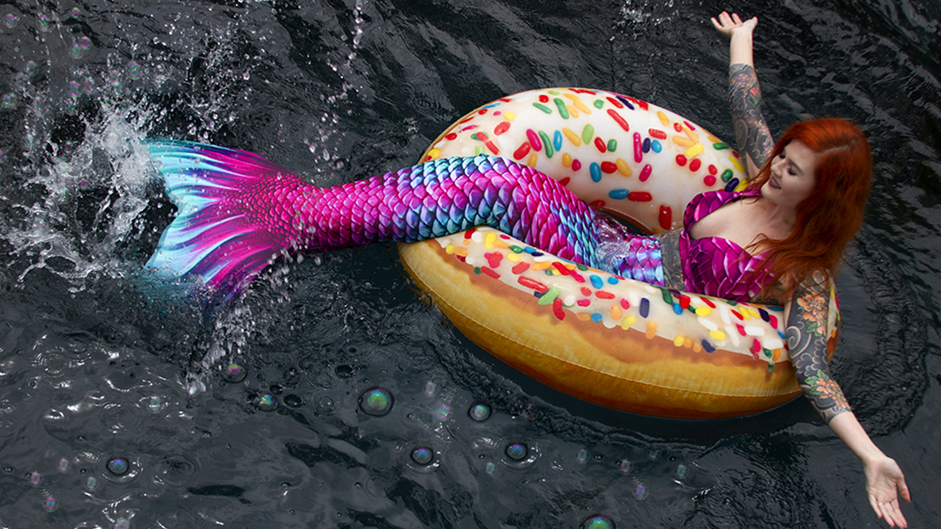Whimsy Fantasea Mermaid Tails Now Available!
