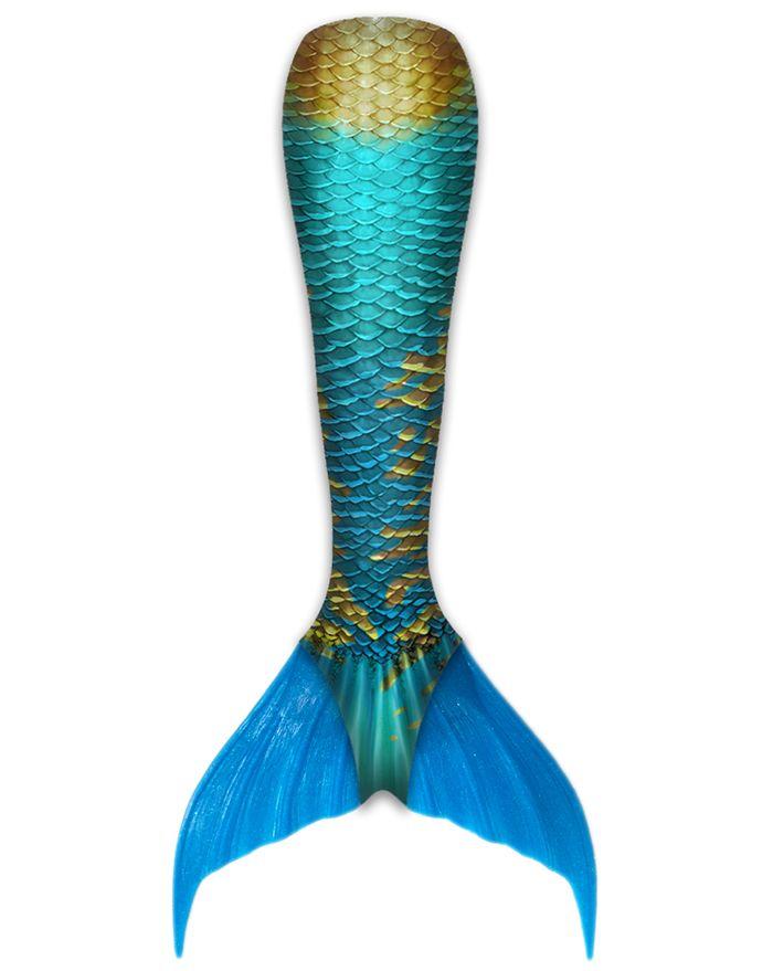 Caribbean Dream Fantasea Tail Skin