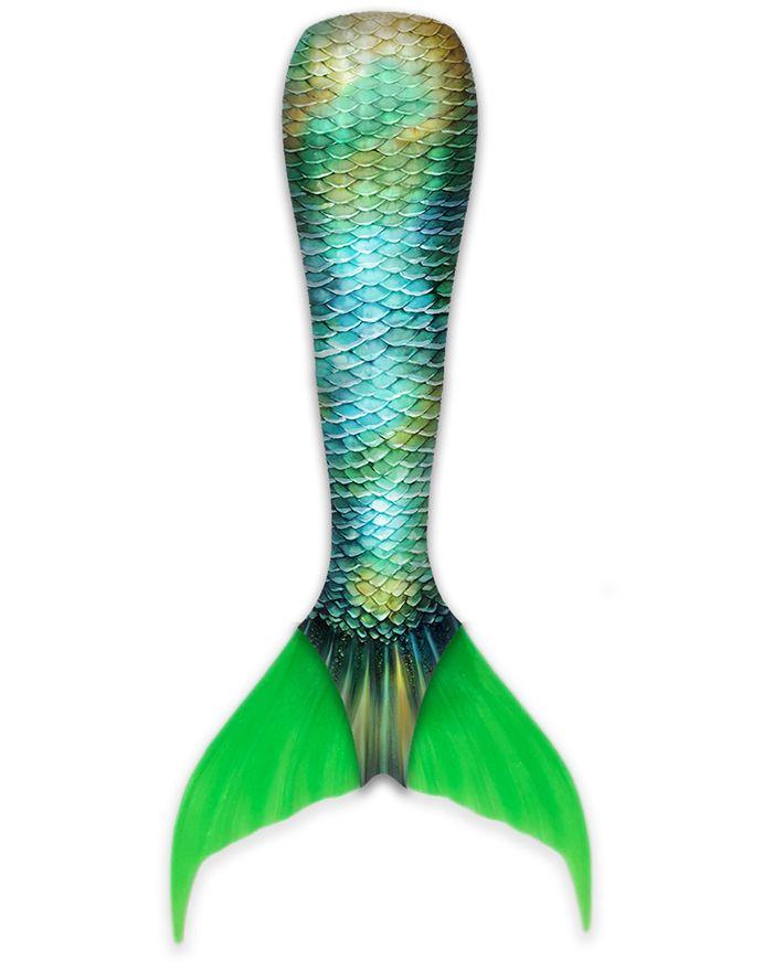 Key Largo Fantasea Tail Skin