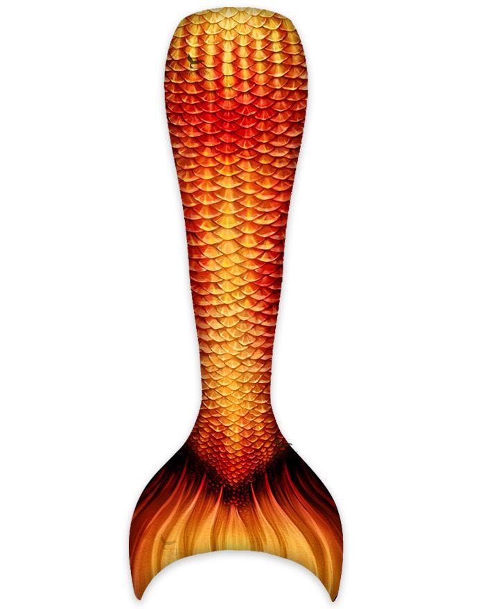 Splish Splash Guppy Merman Tail Combo