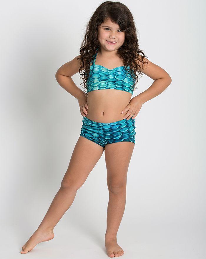 Kids Aqua Adajio Swim Short