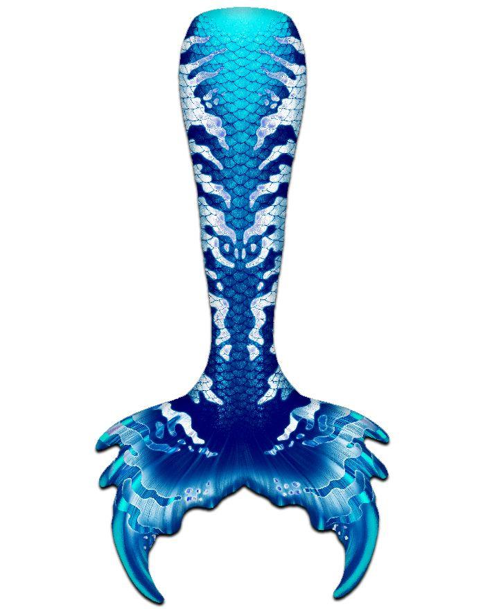 Ocean Spray Whimsy Fantasea Tail