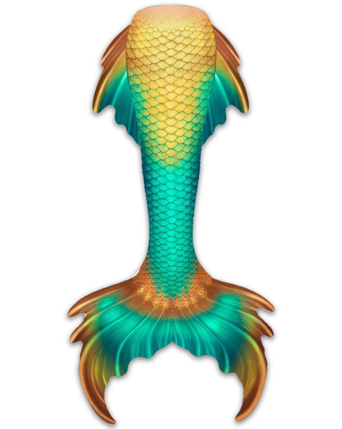 Sea Gem Whimsy Fantasea Tail