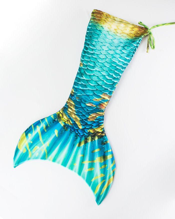 Caribbean Dream Infant Mermaid Tail