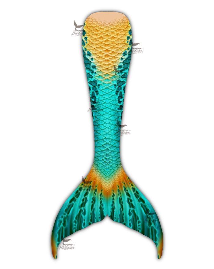 Gem of the Sea Full Fantasea Tail Skin