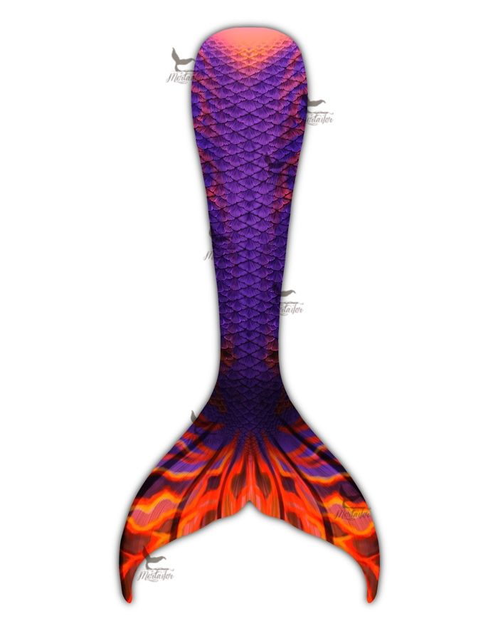 Hocus Pocus Full Fantasea Tail Skin
