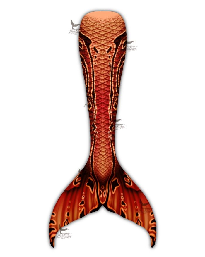 Lady Harlot Full Fantasea Tail Skin