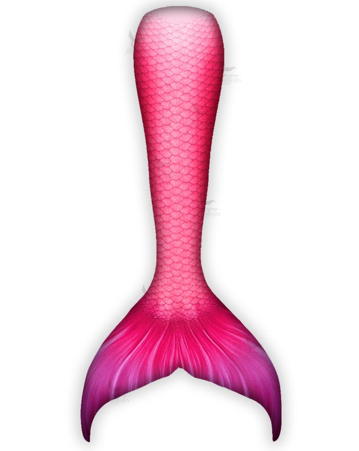 Jellyfish Gem Full Fantasea Tail Skin
