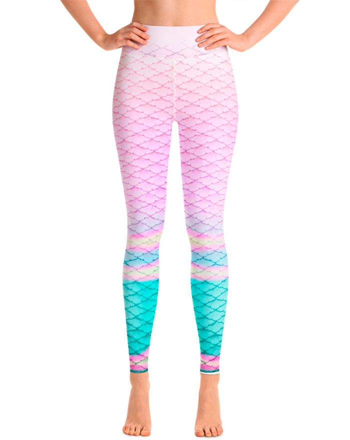 Cotton Candy Wrasse Legging