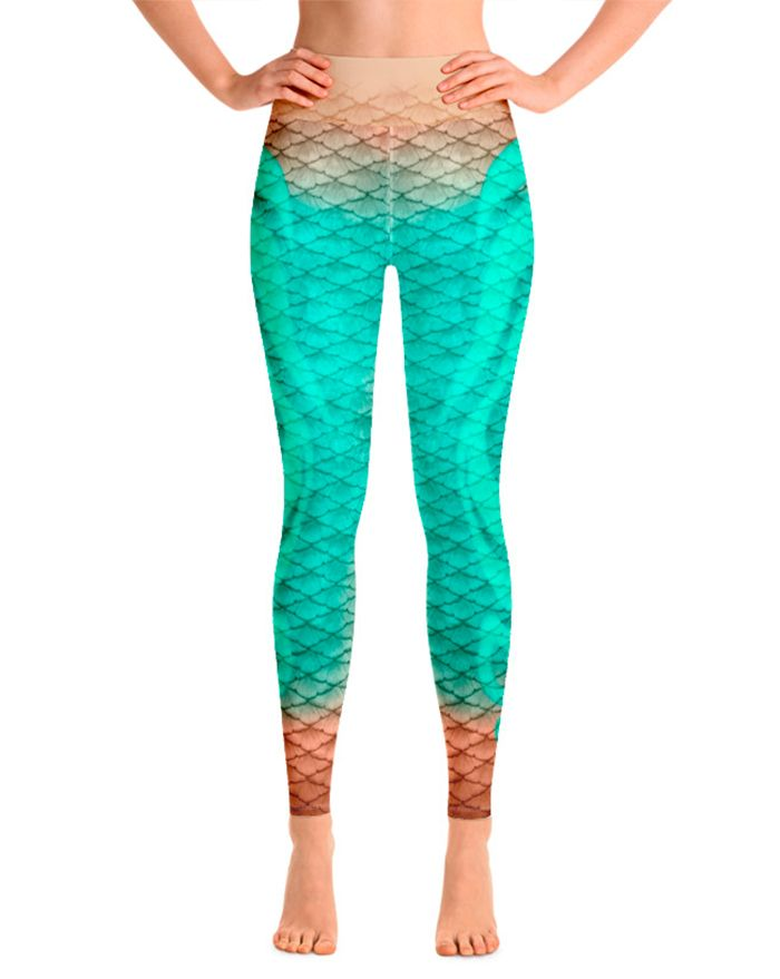 Copper Mint Legging