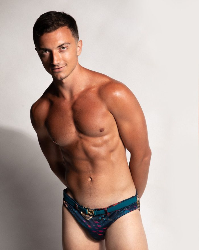 20000 Leagues Belted Surfer Brief
