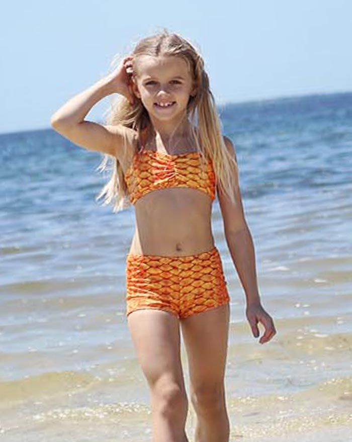 Tequila Sunrise Swim Short