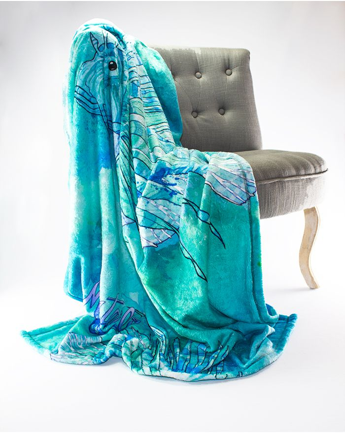 Mystic Seas Lionfish Throw