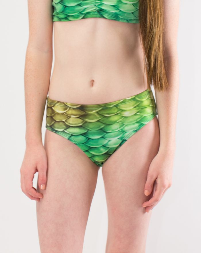 Kids Sea Kelp Bikini Bottom