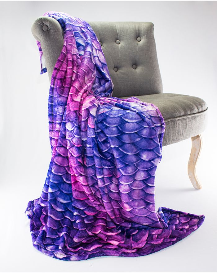 Condy Anemone Throw