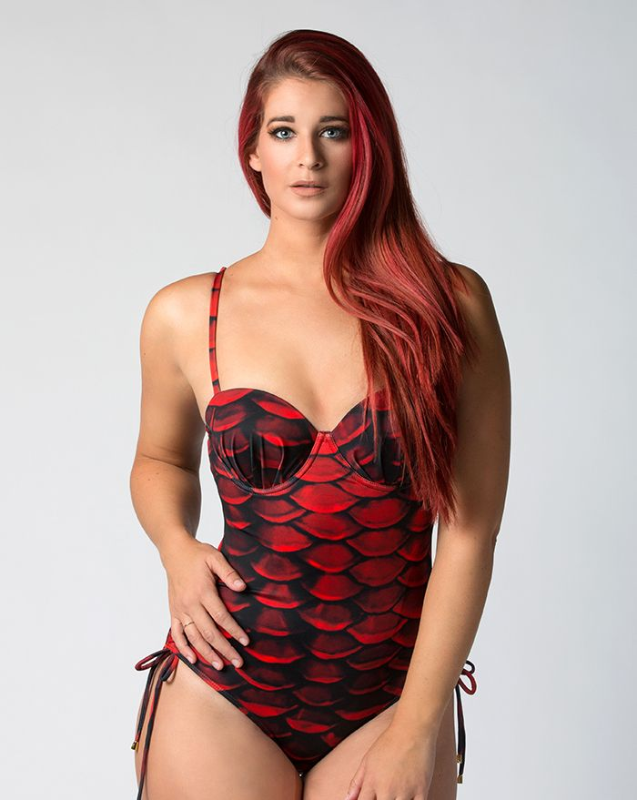 Red Sea Balconette One Piece