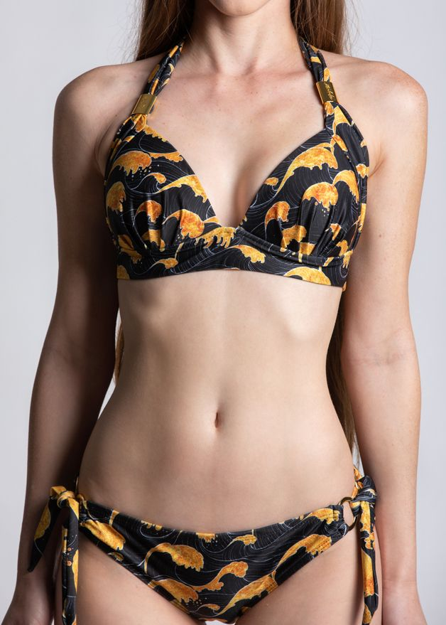 Sea of Gold Ring Side Swim Bottom