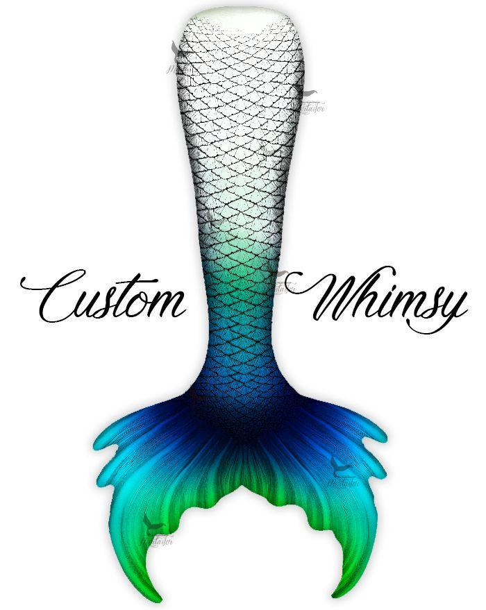 Custom Designer Whimsy Tails