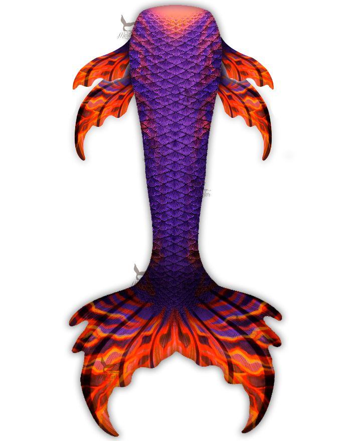 Hocus Pocus Whimsy Fantasea Tail