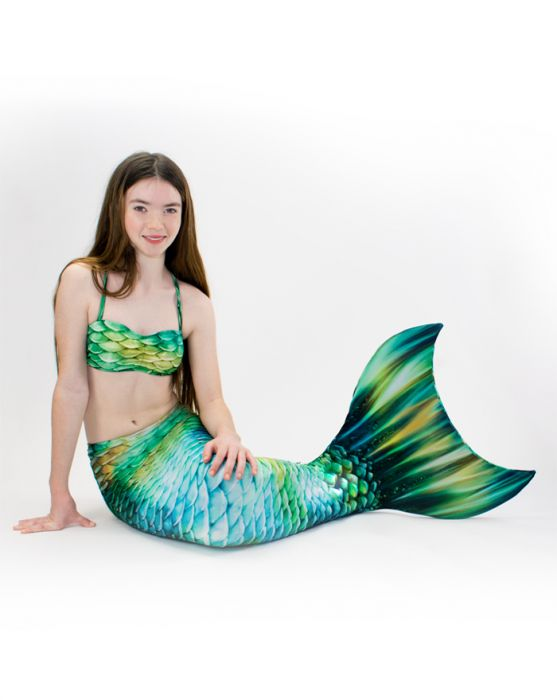 Kids Key Largo Guppy Mermaid Tail Combo 08612920700c